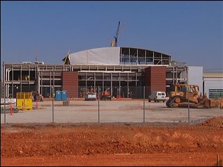 Construction of Hemlock in Clarksville, TN. Source: www.wkrn.com